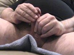 Cumming hard on cam for ashleyrae nice load horny