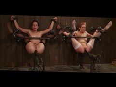 BDSM A. Rayne, R. DeGrey Part 2 - by neurosiss