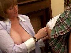 British lesbian granny
