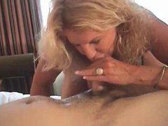 MILF Ties Up And Bangs Younger guy