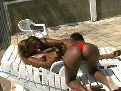 Orgie in Brazil