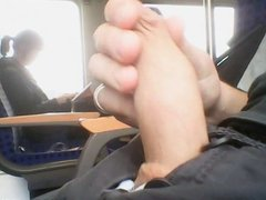 Train Masturbation Compilation