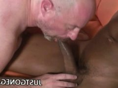 DILF Wants Big Black Dick