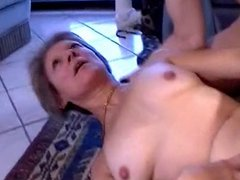 Mature Hairy Pussy. Group sex & Fisting