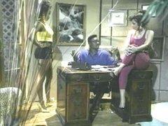 Leanna Foxxx, Jeannie Pepper - Girlz In The Hood