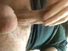 Stroking my cock 1 - 1 of 2