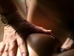 Hairy Mature Taks a Creampie