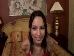 Two scenes in one...Amber Rayne