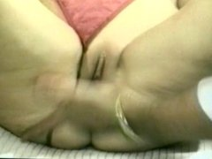 Mature hottie craves a big cock up her snatch
