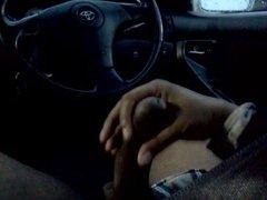 Morning car mastrubation II