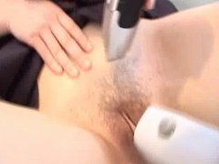 Shave a pussy
