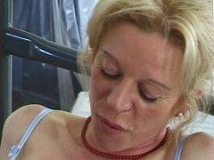 big dildo in big pumped pussy