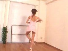 ASIAN DOLL YOGA DANCE SHOW