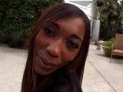 Ebony Teen  - Queen Diva