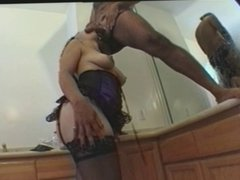 Hairy Latin Milk Maid Prego Fuck