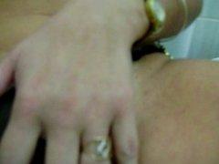 Brazilian Girlfriend on Webcam