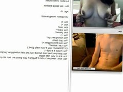 Chatroulette Submissive Girl!