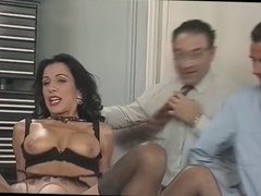 Some Anal Fun With Dr. Debora