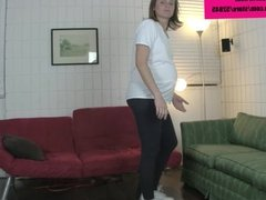 preggo jerk off instructions joi