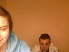 Omegle: Couple from reland (26 March 2012)