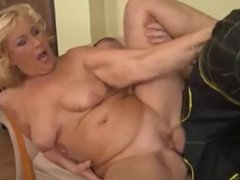 grannie fucking by young boy