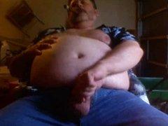 Watch Fat Cigar Daddy Cum