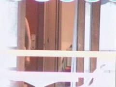 Girl In Window Voyeur