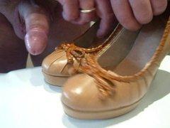 shoes heels fucked cummed