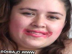 Freak amateur latina interview