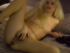 Showing my hairy wet pussy