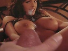 Another Brooke Richards tribute playboy cum pic