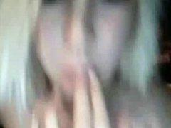 cam show blonde