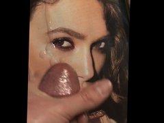 Keira Knightley tribute facial cum pic