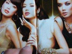 Shoot For Asian 3 Girls