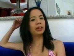 Casting Asian girl