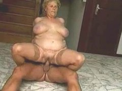 Older Woman Having Sex With Young Man-1 Wear-Tweed