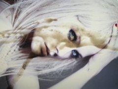 Cumshot Tribute for Avril Lavigne