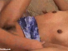 Creampie for hot asian babe-2
