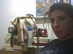 Amateur On Webcam