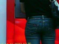 Filipina Pinay Sexy Asian Tight Jeans Candid Voyeur