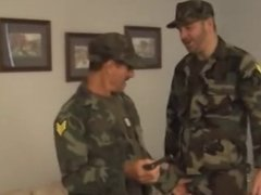 Military Cockhunters scene 2