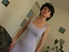 Mature Brunette Fucked by TROC