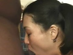Black Cock For Asian Teen