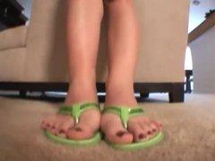 what! you like feet?
