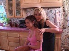 Nina Hartley and Arianna Jolie