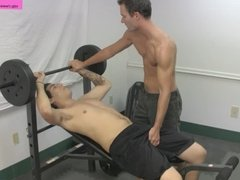 Workout Partners Preview 1 Ballbusting