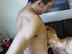 Sucking Dick In The Apartment Room