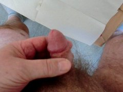 close up cum with sound