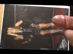 Cum on Britney Spears3
