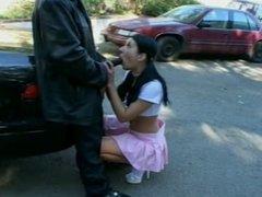 Gangsta' Bang 5 - Scene 2 Renee Pornero
